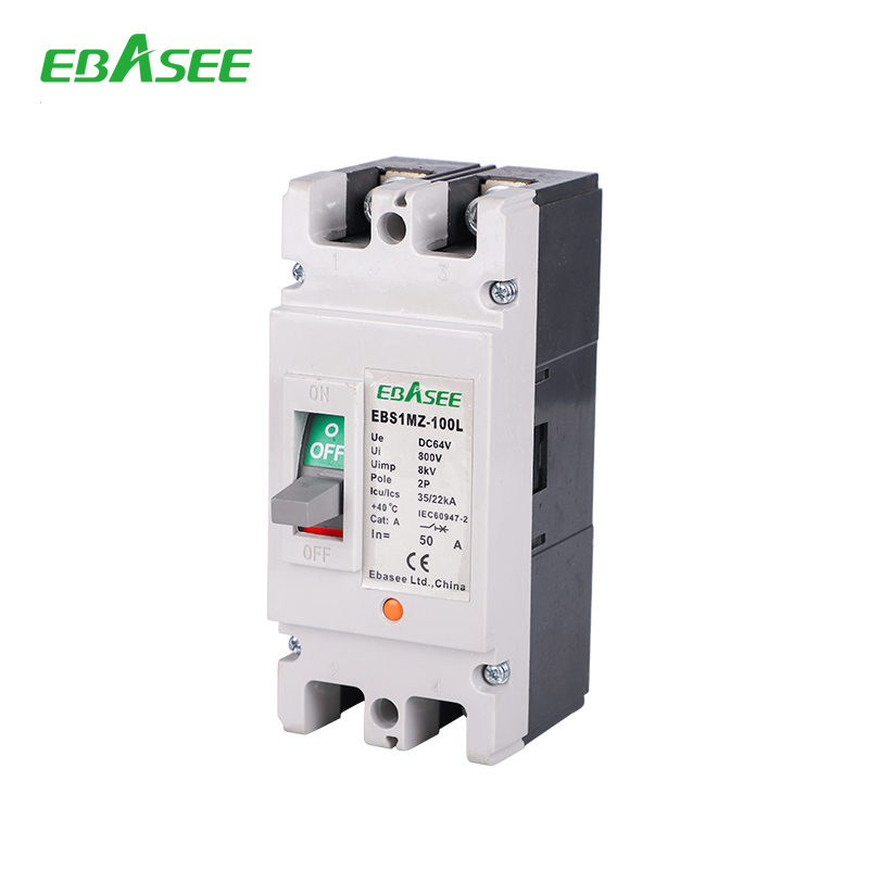 Moulded Case Circuit Breaker DC MCCB