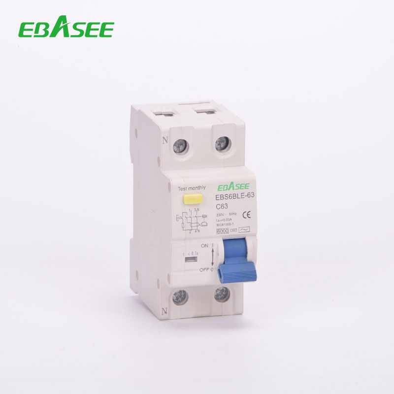 EBS6BLE RCBO Circuit Breakers