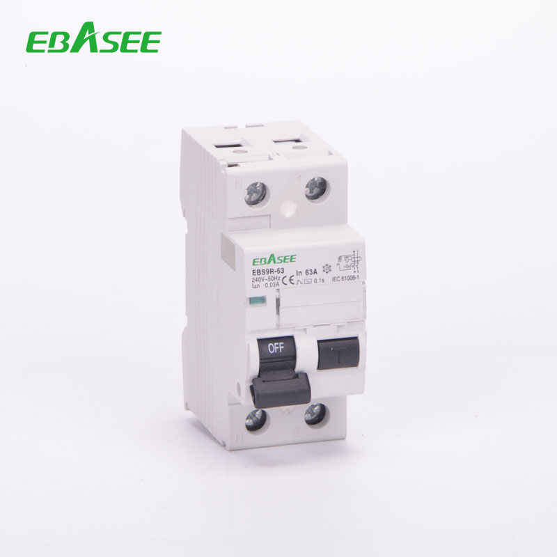 EBS9R RCCB Circuit Breakers