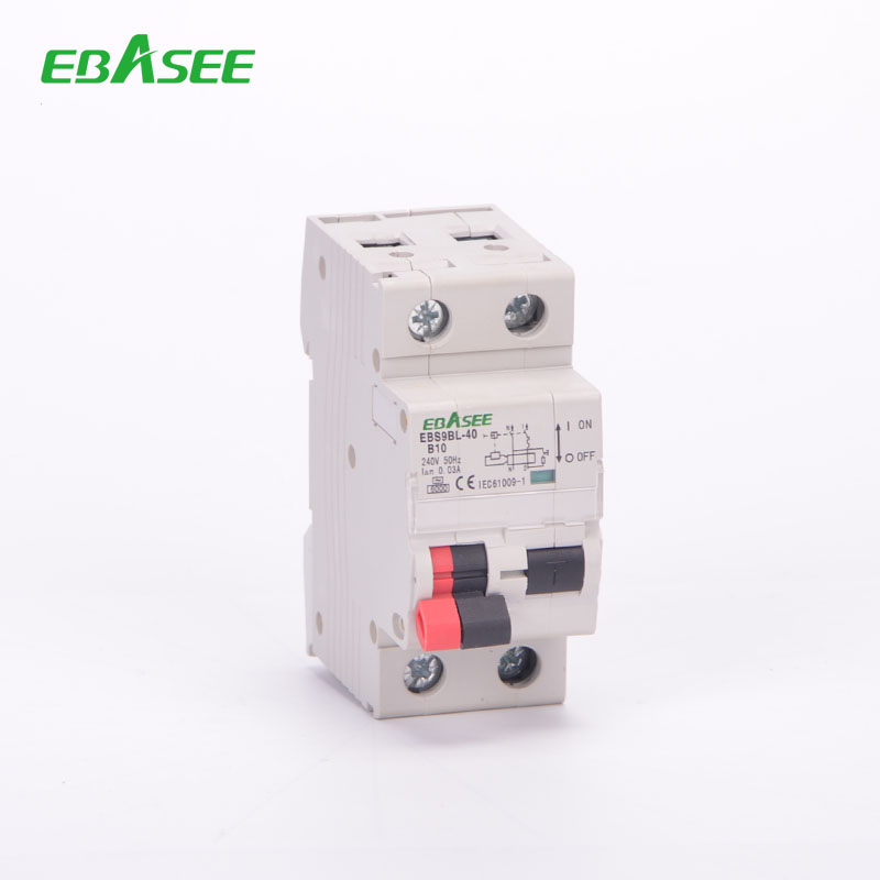 EBS9BL RCBO Circuit Breakers