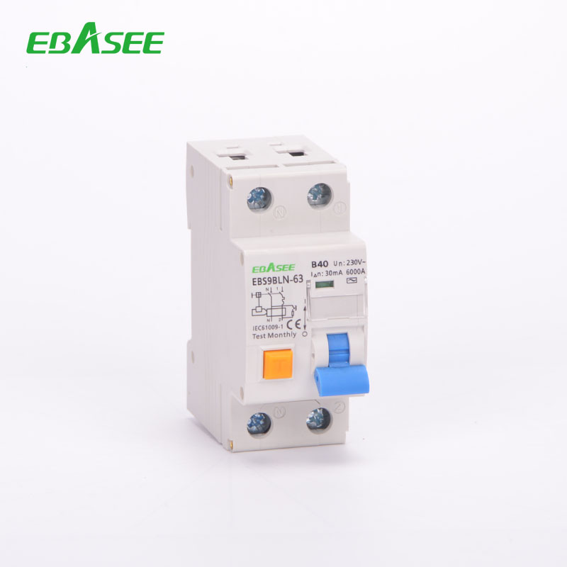 EBS9BLN RCBO Circuit Breakers