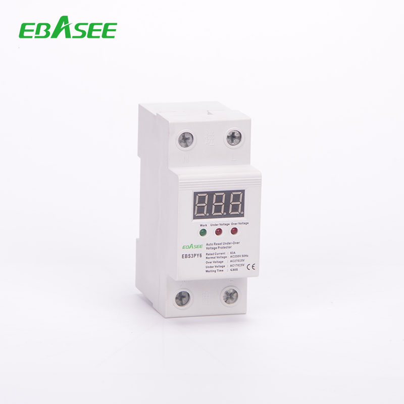 EBS3PY6 Over and under Voltage Protector